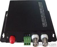 Economical  Digital Video/Audio/Data Fiber Optical Transmitter