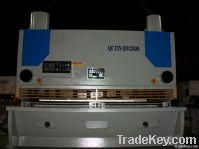 Hydraulic CNC Guillotine