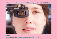 Monocular  Integrated-LCOS  Microdisplays  YCTVD922