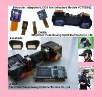 Binocular  Integrated-LCOS  Microdisplays  YCTVD922