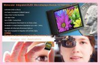 Monocular  Integrated-OLED  Microdisplays Module YCTVD1440