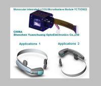 Monocular  Integrated-LCOS  Microdisplays Module YCTVD922