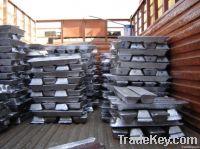 Aluminum Ingots 99.8%