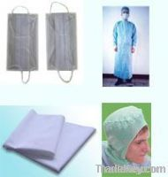 Hot sale medical nonwoven cloth