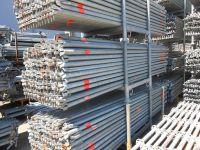 Layher modular scaffolding used 1000 sqare meter