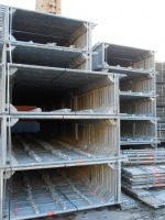 2000 sqm Scaffolding Layher Speedy scaff used
