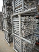 Complete Scaffolding Layher Allround Used 1500m²
