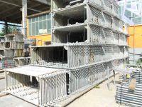 3000 sqm used Layher Speedyscaf scaffolding