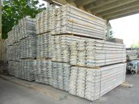 used Scaffolding Layher Speedyscaf used 6000 sqm