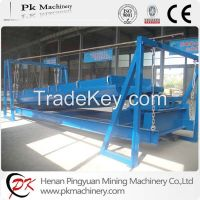 gyratory vibrating screen , vibrating sieve machine
