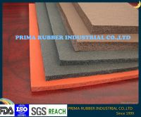 foam rubber sheet, sponge rubber sheet