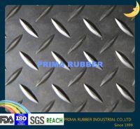 rubber mat,  rhombuses mat, RHOMBOID RUBBER