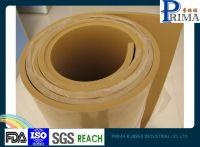 Natural rubber rubber sheet