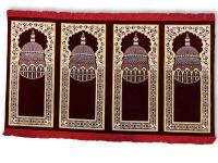 Multi person prayer rugs