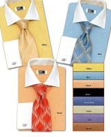 Mens Dress Shirts Vests Pants Neckwear Accessories