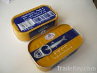 Canned Sardine In Club Can 125g *50/ctn