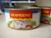 Caned Tuna Chunk in Water