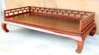 Ming Style Custom Made Day Bed