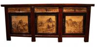 Chinese Antique Long Cabinet/Sideboard