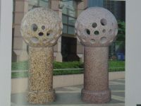 sell table, bench, fountain, environment status in material granite an