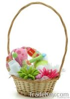 Sell Willow Round Basket