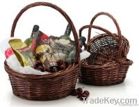 Sell Hanging Willow Wicker Basket