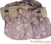 Sell Eco Friendly Straw Bag