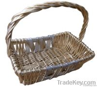 eco friendly willow gift basket