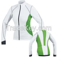 Ladies cycle jerseys