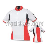 Ladies cycle jerseys
