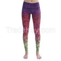 womens performance yoga shorts