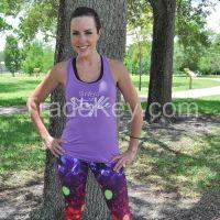 yoga sports top