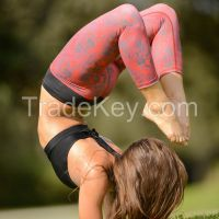 yoga compression pants