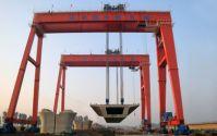 Rail Bound Gantry Crane