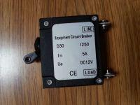 D50 magnetic hydraulic circuit breaker DC AC
