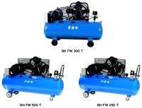 Piston compressor NH FW 300 T/ 500 T/ 650 T