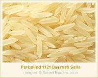 Parboiled 1121 Basmati Sella
