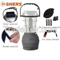 60 LED Solar Dynamo Camping Lantern