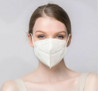 Disposable 4Ply Non Woven Anti Dust Mouth N95 Masking Earloop Protective KN95 face Masking