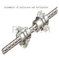 ballscrew+ball spline