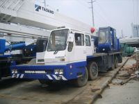 used crane 55ton