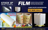 PVC Steched film