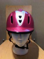 English Training equestrian helmet