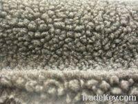 Acrylic Polyester Sherpa Fabric
