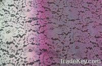Digital printed Lace Fabric