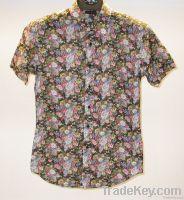 100% Cotton Casual man's Shirt