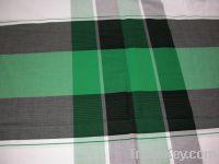 100 % cotton yarn dyed fabrics