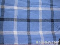 Yarn Dyed Double Layer Cloth Fabric