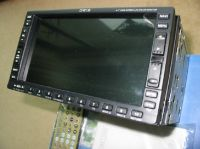 """6.5"""" In Dash Fully Motorized Touch Screen Lcd Monitor With Dvd/Tv/Radi"""