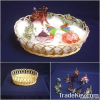 Animal Christmas Basket Gift